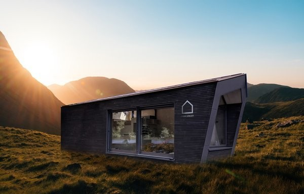 "A Network of Prefab Tiny Homes Allows Users to ""Pay as You Live"""