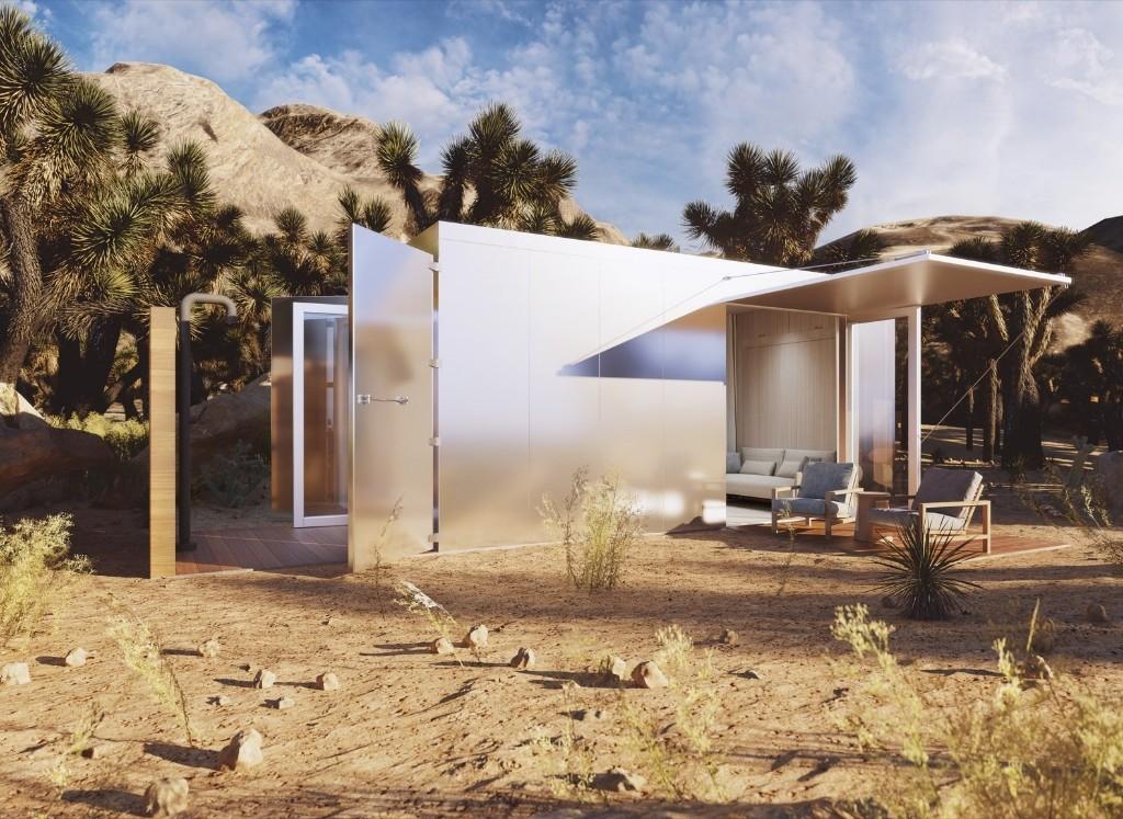 Buhaus Studio Unit Prefab Shipping Container Home