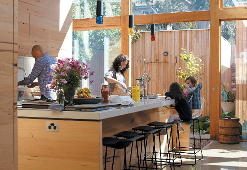 Articles about 20 modern home renovations on Dwell.com