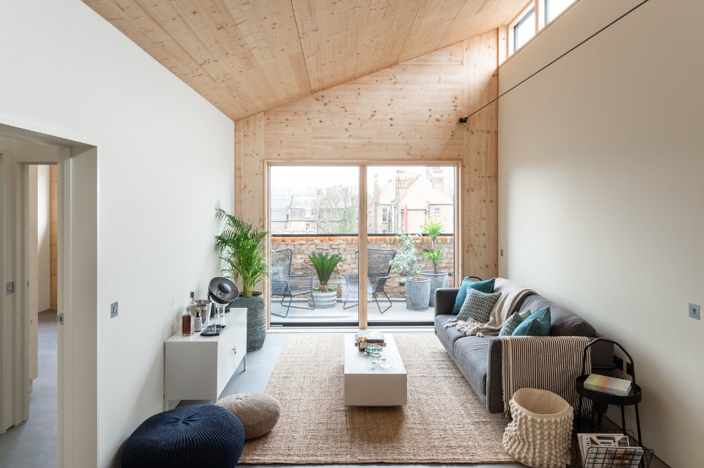 Victorian Button Factory Lofts and Artist Studios by Fentiman Design and Orsinibrewin Architects