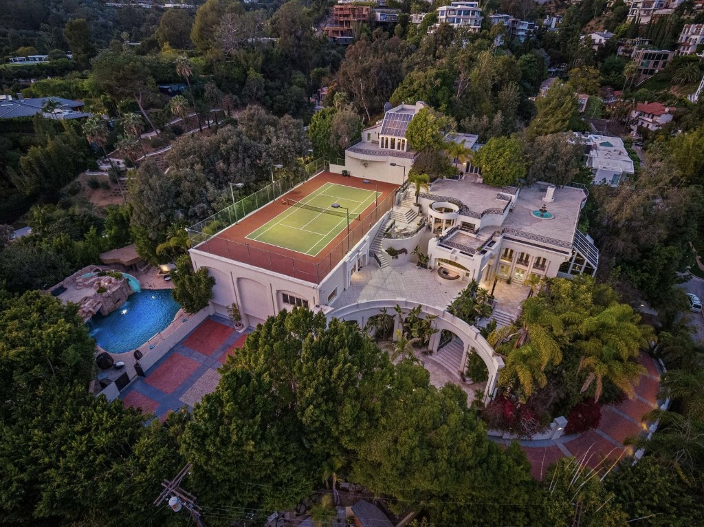 Prince's Former Hollywood Mansion Hits the Market for $30M