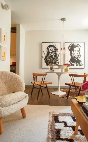 Articles about berlin apartment manages be totally adorable only 900 square feet on Dwell.com