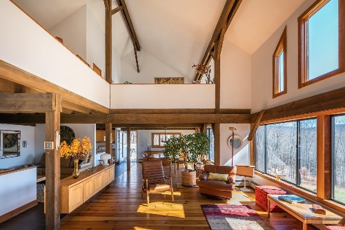 The Phantom Tollbooth Author Is Also an Architect—and a Home He Designed Just Listed For $429K