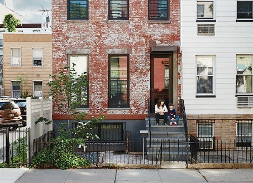 Articles about brooklyn home keeps its historic bones while getting much needed interior update on Dwell.com