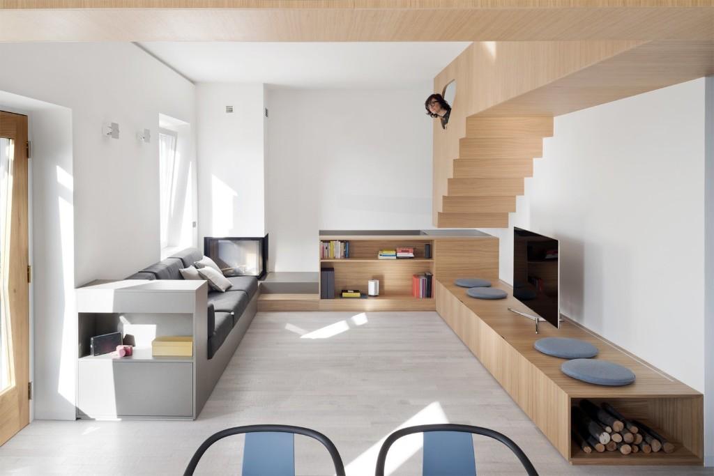 Interior Spaces - Magazine cover