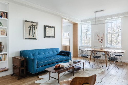 Upper West Side Apartment Renovation by Format Architecture Office