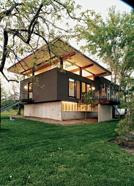 4 Exceptional Prefab Homes in Missouri