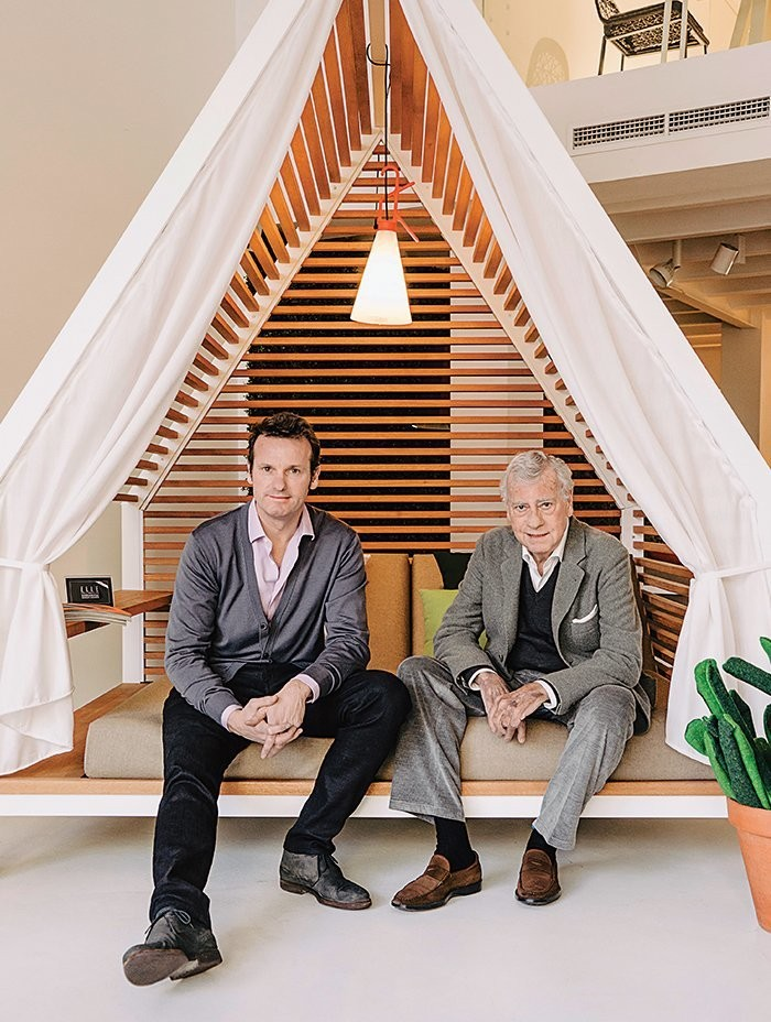 A Family-Run Company Gracefully Shifts from Aluminum Folding Chairs to High-End Outdoor Furniture