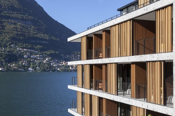 A Modern Lake Como Retreat Designed by Patricia Urquiola
