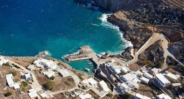 A Greek Island Wants to Pay You $565 a Month to Move There