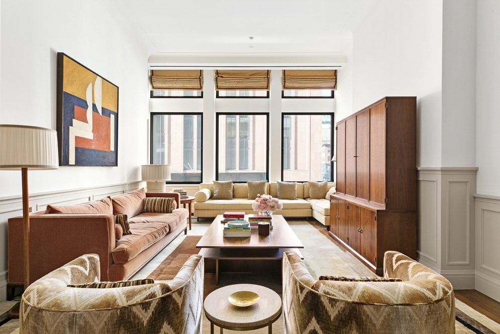 Singer Nate Ruess and Fashion Designer Charlotte Ronson List Their Swoon-Worthy NYC Pad for $3.85M