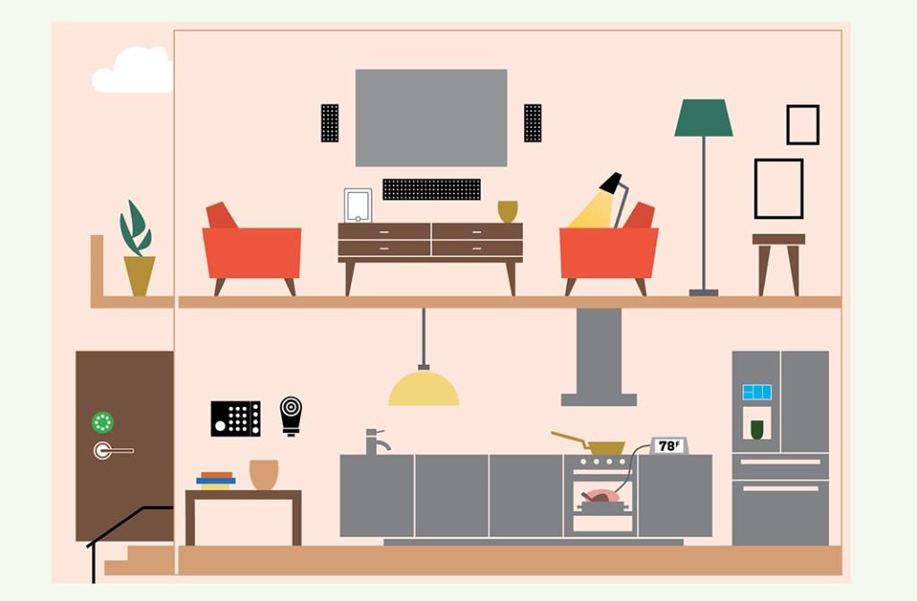 beautiful/inspirational homes - Magazine cover