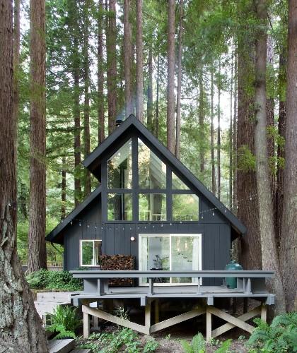 Cazadero Cabin by Studio PLOW