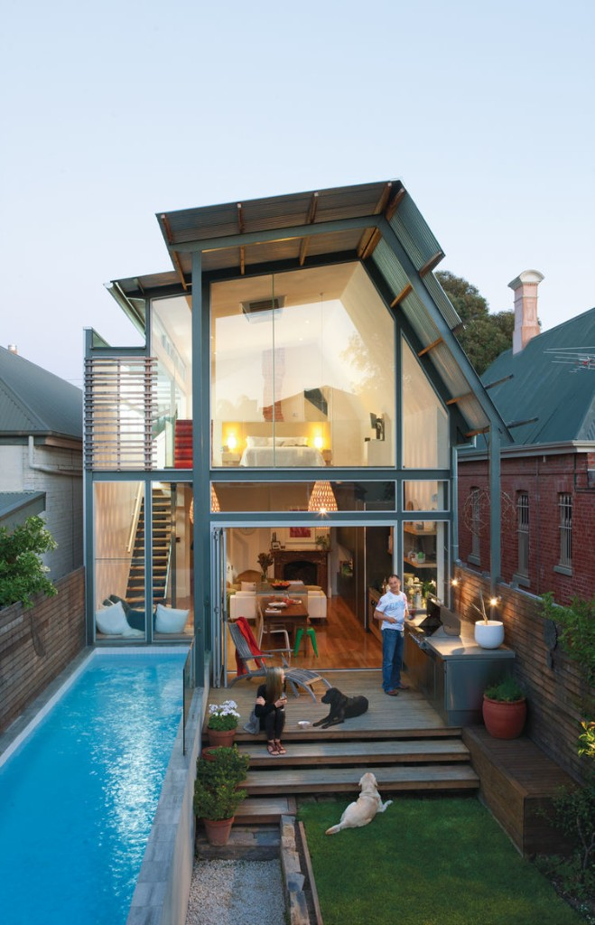 Architect - Magazine cover