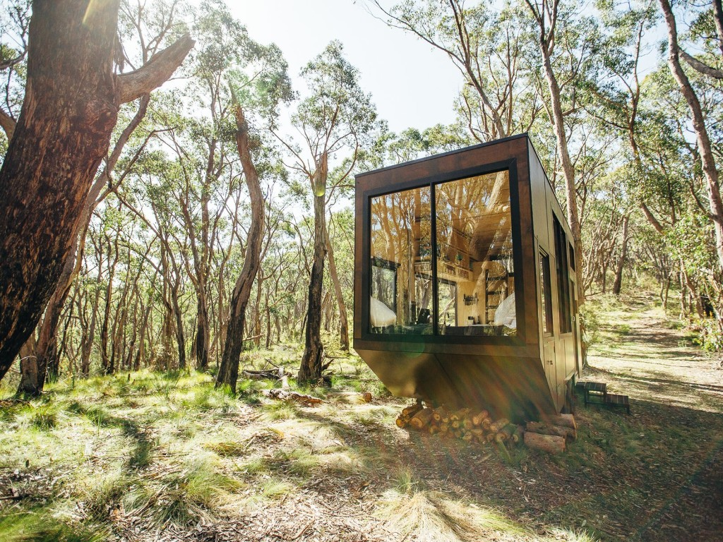Unplug at This Off-Grid Tiny Home in South Australia