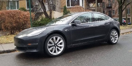 Tesla Model 3 stopping distance improvements confirmed in new test, Musk says UI/ride comfort improvements coming