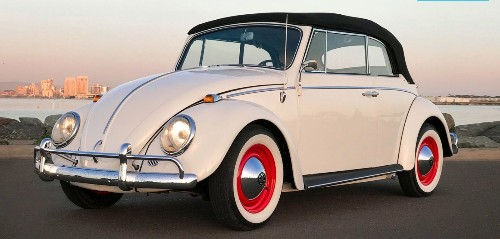Win a Tesla-powered convertible VW Bug and help Planetary Society