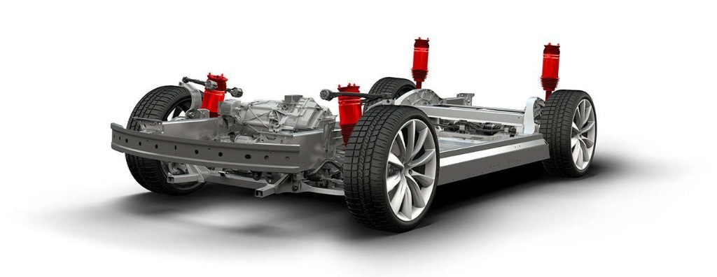 Tesla argues no defect on suspension, says China is forcing the recall - Electrek