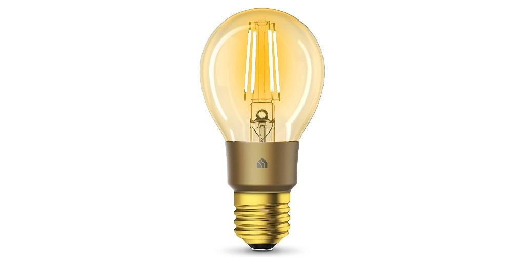 Kasa Edison-style Smart LED Light Bulb $15 + more Green Deals - Electrek