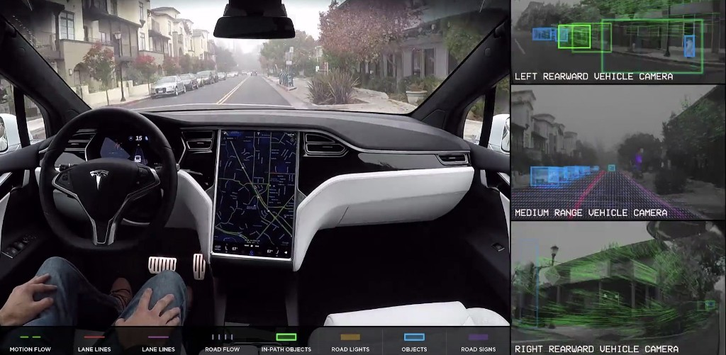 Elon Musk talks Tesla Autopilot rewrite, says 'a lot of new functionality in 2-4 months' - Electrek