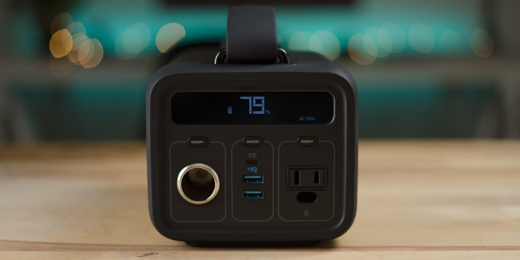 Anker Powerhouse 200 works with solar, now $195 in today's Green Deals, more - Electrek