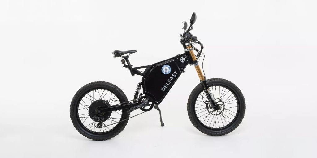 Delfast Top 3.0 electric bike launched with 50 MPH speed, 200 mile range