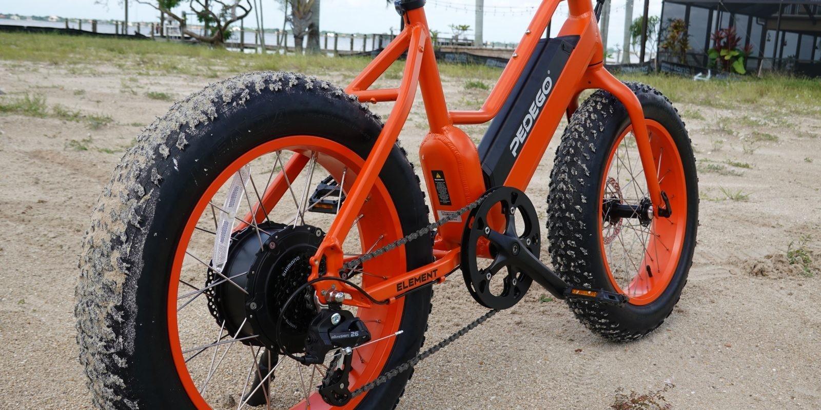 Pedego Element electric bike review: Pedego's cheapest e-bike still rocks!