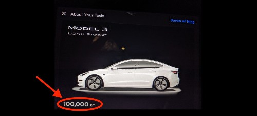 Tesla Model 3 owners with over 100,000 km are still impressed, love low maintenance and gas savings