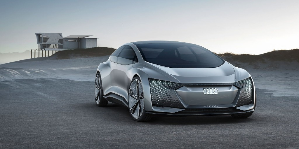 Audi to showcase next-gen EV technology with possible A9 e-tron, due in 2024 - Electrek