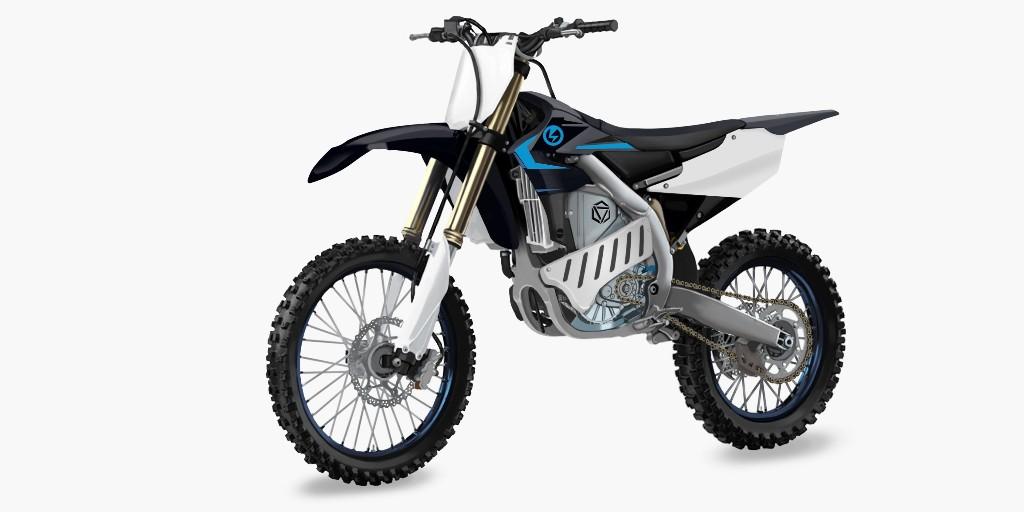 New electric dirt bike unveiled, produced via Yamaha motorcycle partnership - Electrek