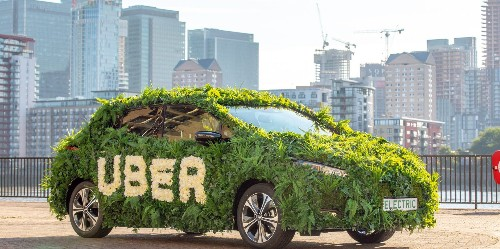Report: Why Every Uber/Lyft trip should be electric and pooled asap - Electrek