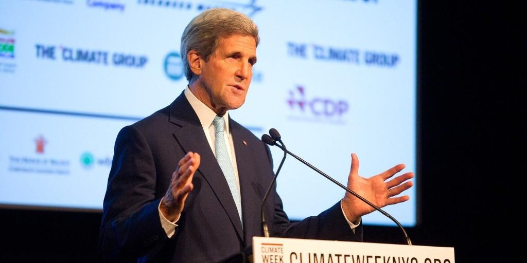 John Kerry is appointed 'climate czar' by President-elect Biden - Electrek