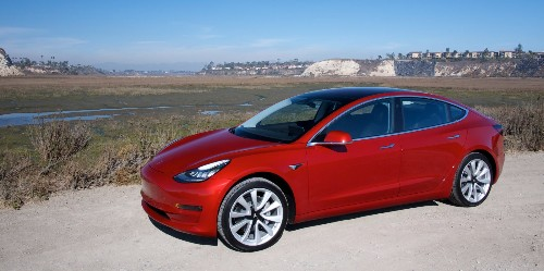 Tesla Model 3 Early Impressions – it's as good as we hoped it would be