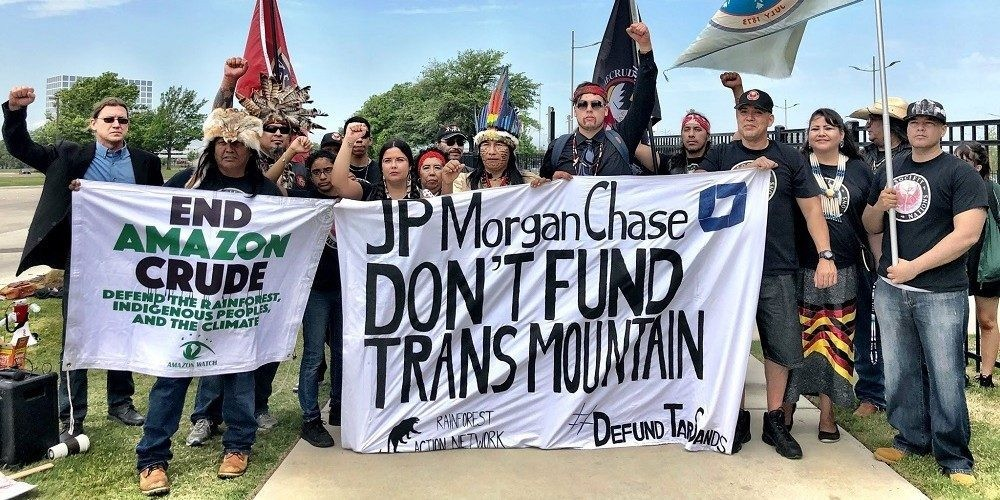 JP Morgan ends funding for some — but not all — fossil fuels - Electrek