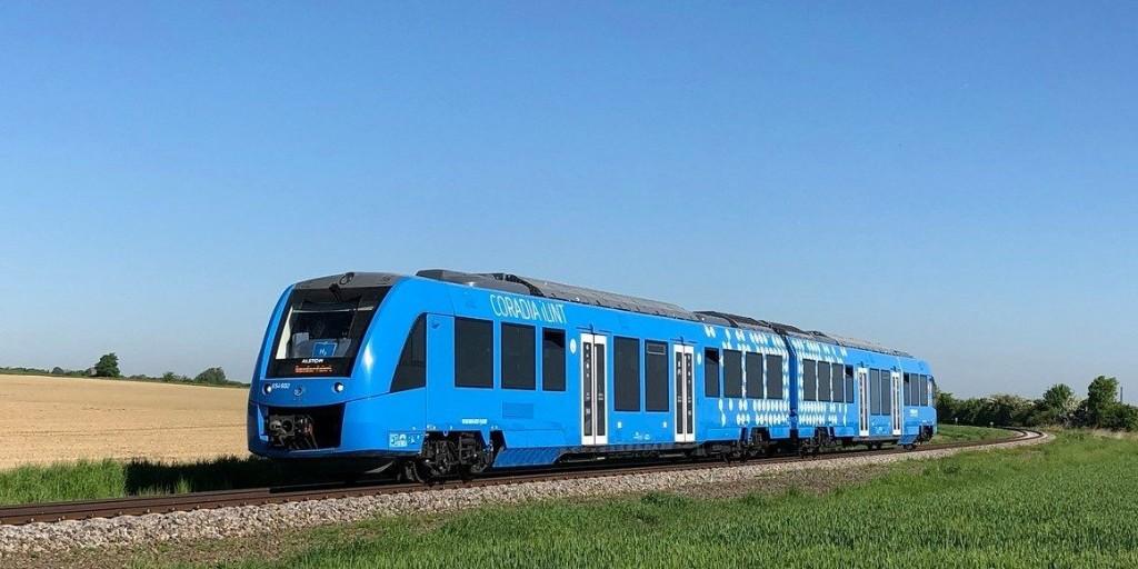 EGEB: Germany builds world's first hydrogen train filling station - Electrek