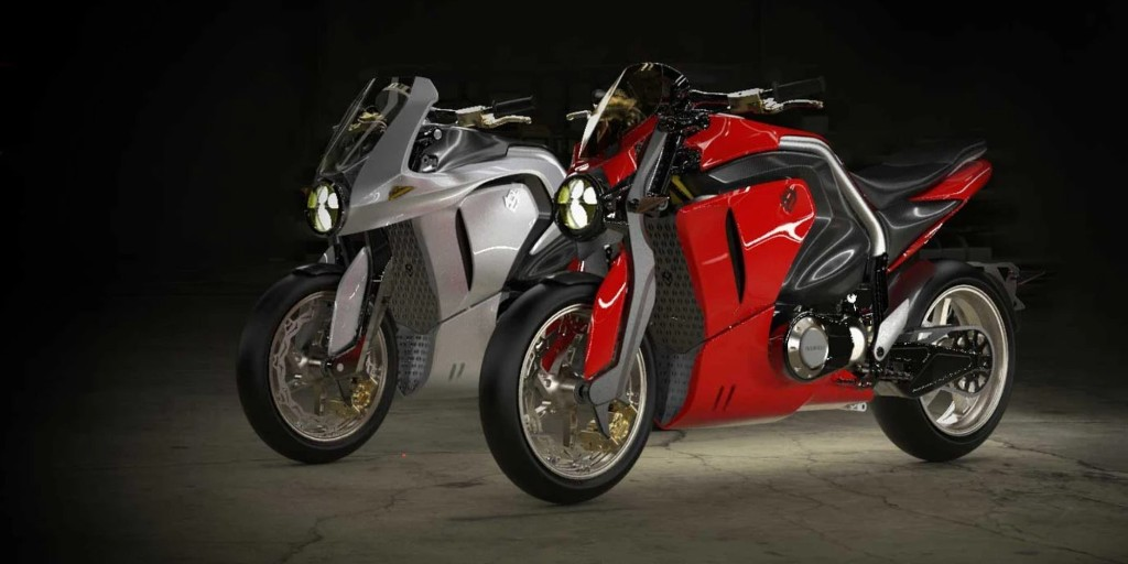 Soriano Motori is reborn as a high performance electric motorcycle brand