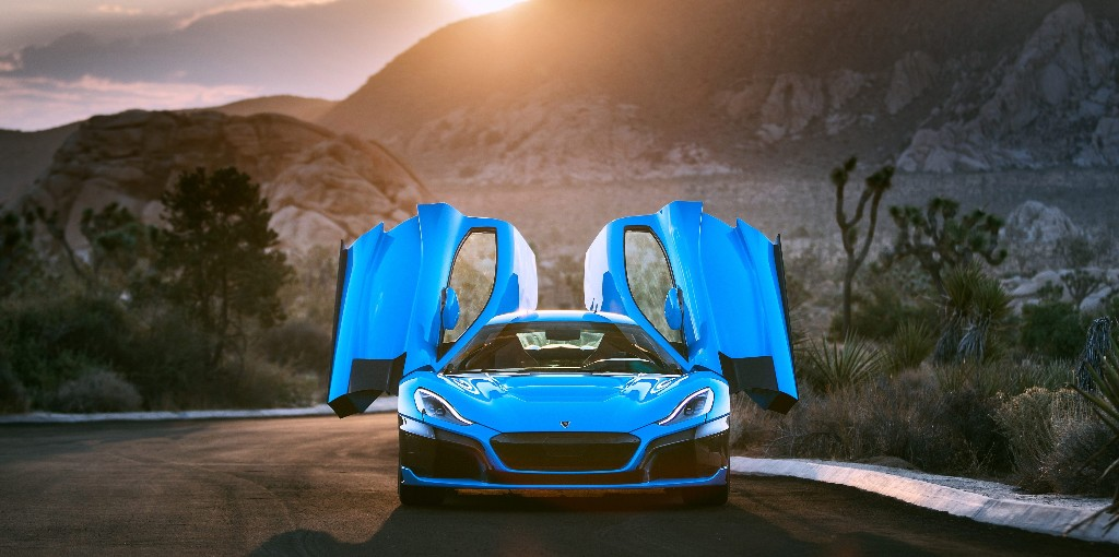 VW is considering selling Bugatti to Rimac in deal to own bigger stake in electric hypercar maker - Electrek