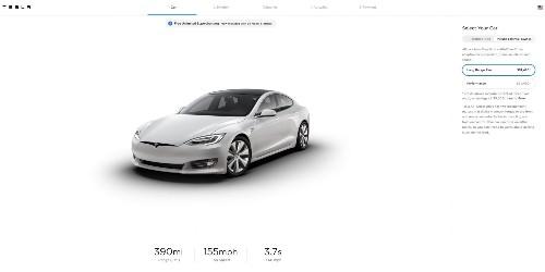 "Tesla releases ""Long Range Plus"" Model S/X with 390/351 mile range, new wheels - Electrek"