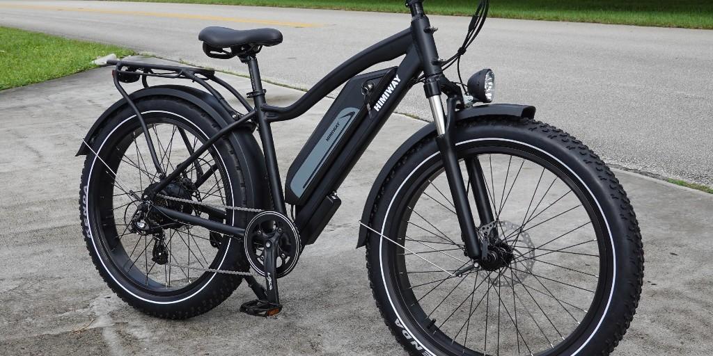 Himiway Cruiser e-bike review: Fast, long range and cheap fat tire e-bike!