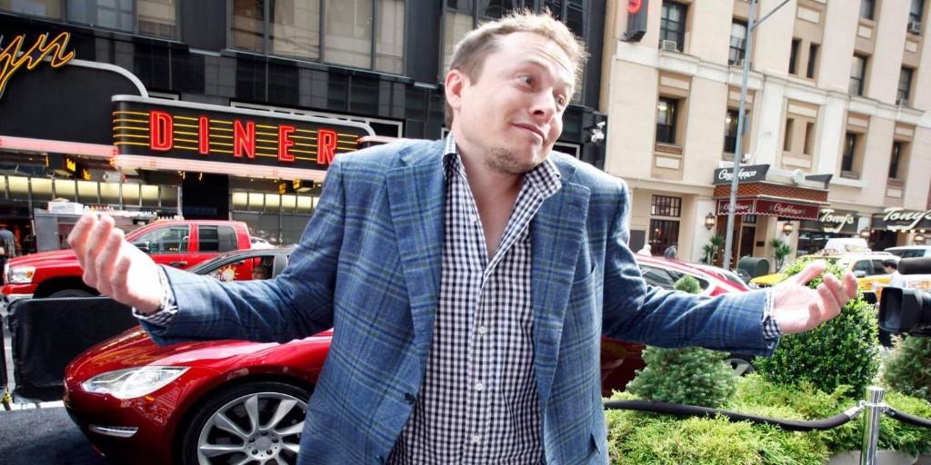 Elon Musk - cover