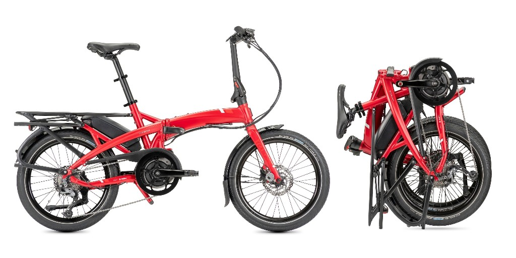 Tern upgrades Vektron folding e-bike with more powerful Bosch motors