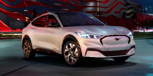 Unveiled: Ford Mustang Mach-E is first meat-and-potatoes EV for American heartland - Electrek