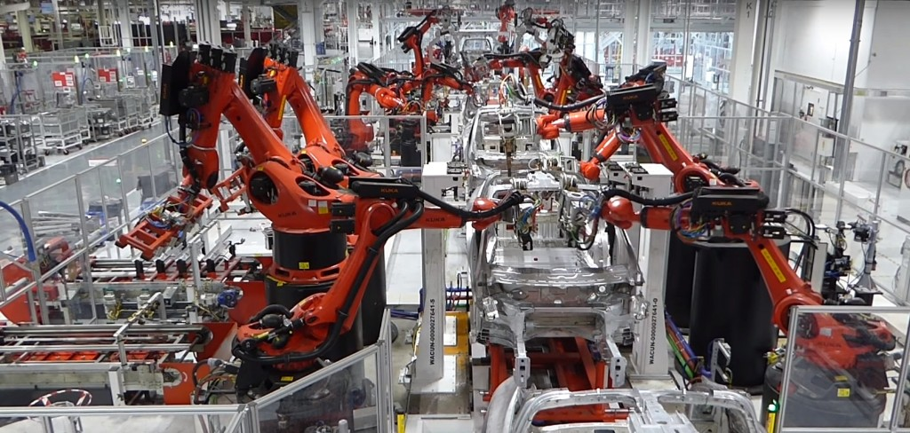 Tesla is making improvements to Fremont factory — increasing Model Y production capacity - Electrek