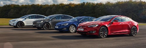 Tesla introduces new performance enhancements to Model S and Model X