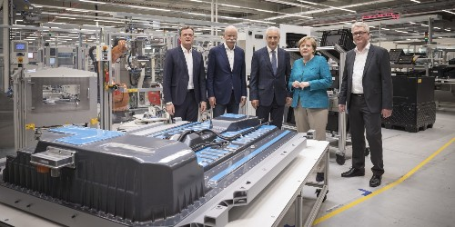 Daimler unveils its own new battery Gigafactory for electric vehicles