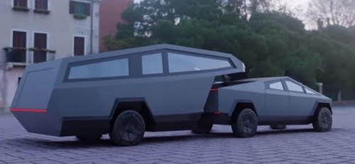 Tesla Cybertruck will launch a disruption in the camper/trailer industry
