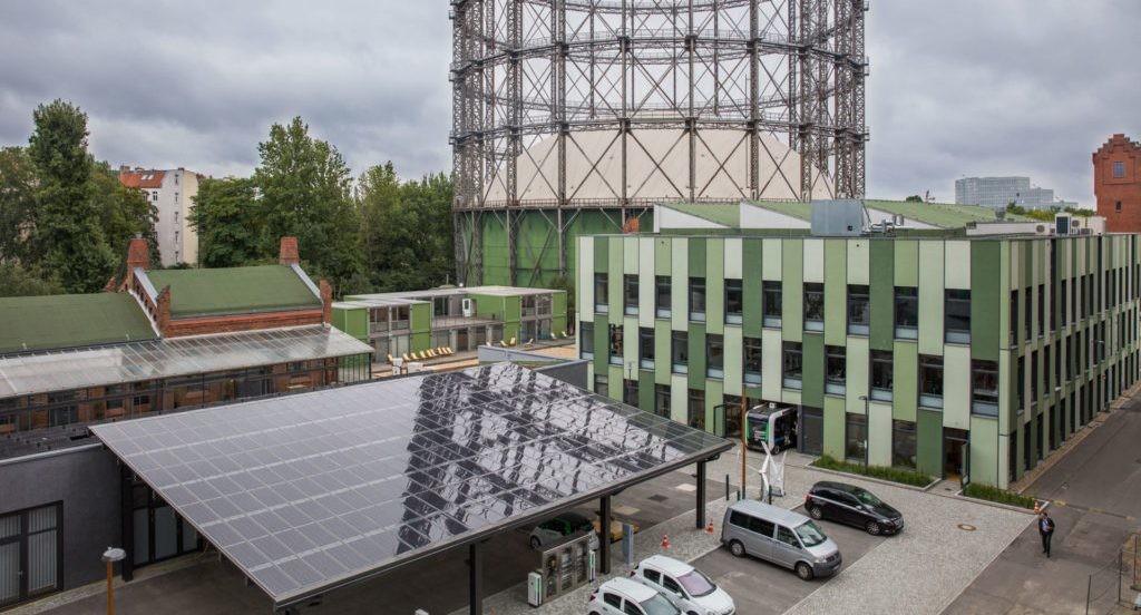Tesla European design center is rumored to be located in Berlin's Gasometer - Electrek