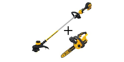 Get DEWALT's top-rated electric Chainsaw and String Trimmer for $279, more in today's Green Deals - Electrek