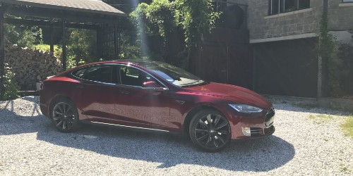 Here's how a Tesla Model S holds up almost 5 years later - Electrek