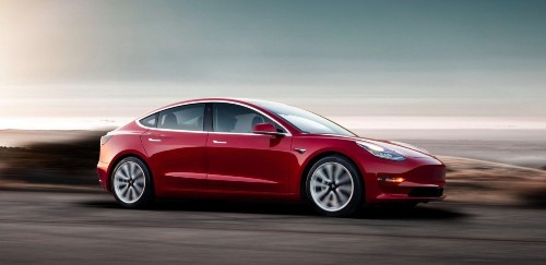 Tesla Model 3 gets higher 134 MPGe efficiency with new battery pack, Hyundai Ioniq still king